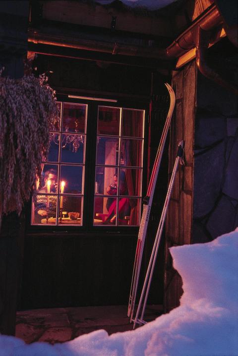 After ski på hytta: Ein Wintersportabend auf Norwegisch