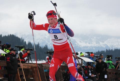 Harald Øygard, jaktstart menn ungdom, junior-VM