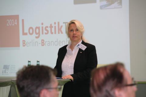 """LogistikTag Berlin-Brandenburg 2015 zum Thema """"Wie viel Abfall kann das Land?"""""""