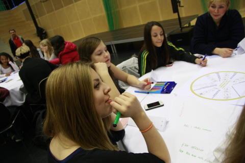 Medborgare inbjuds till dialog om skolans framtid