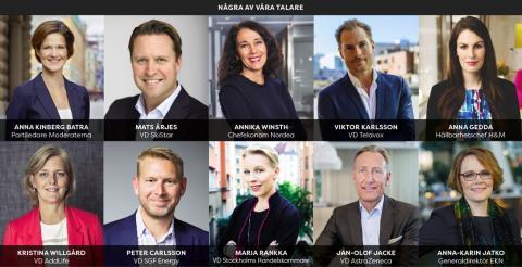 Missa inte chansen att vara en del av Åre Business Forum