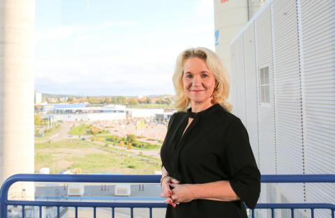 Lena Lagestam, styrelseordförande Borlänge Energi