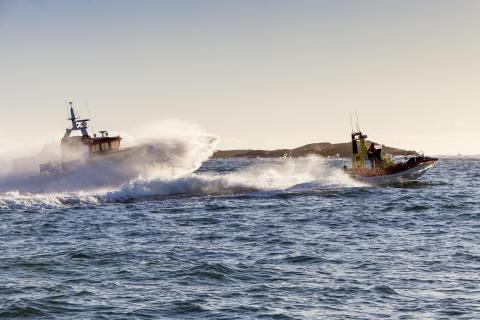 Sjöräddningssällskapet startar i Karlskrona