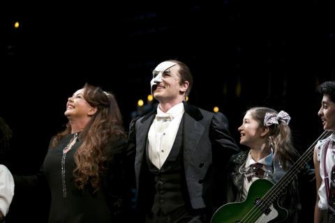 Peter Jöback skrev historia på Broadway.