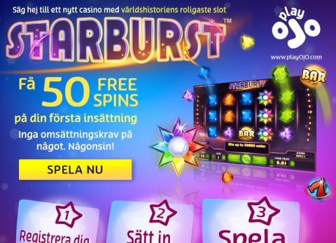 Nytt revolutionerande online casino!