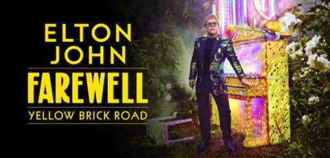 Elton John kommer till Göteborg och Scandinavium 2019