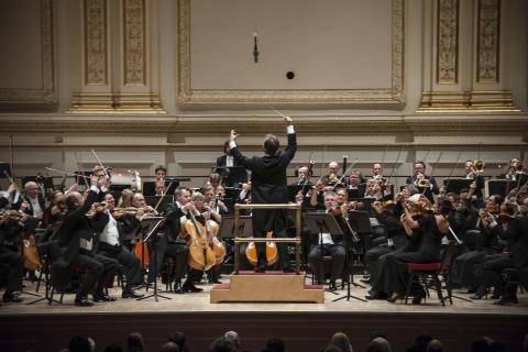 The New York Times imponeras av Kungliga Filharmonikerna