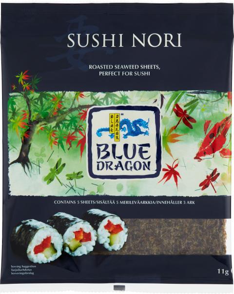 Blue Dragon Noriark