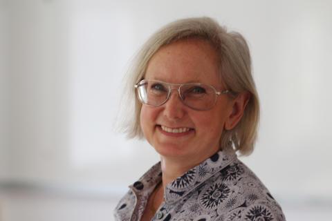 Hon leder Kemabs hållbarhetsarbete