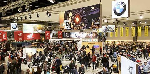 Nyheter från en motorcykelbransch i uppgång!