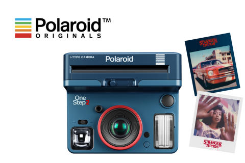Polaroid Originals pöördub Netflix's Stranger Things Season 3 auks pea peale