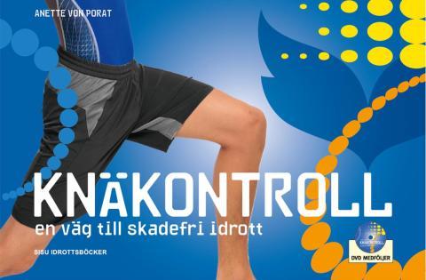 Skadeförebyggande knäkontroll i nytt träningshäfte