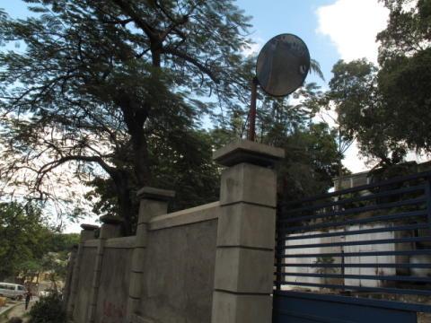 Haiti Main door
