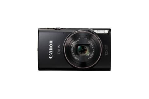 Canon IXUS 285 HS svart
