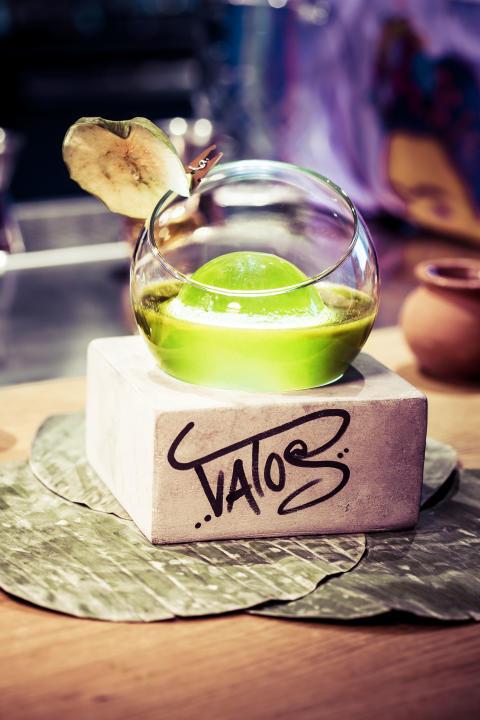 Drinken Marimota på Vatos  @ Clarion Hotel Stockholm