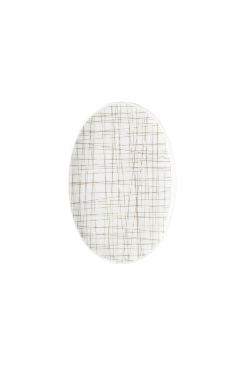 R_Mesh_Line Walnut_Platte 18 cm