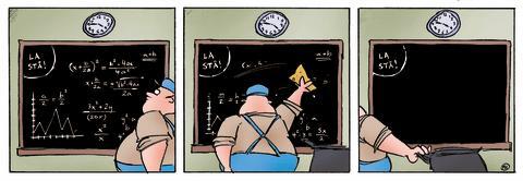 Vinneren av Egmonts tegneseriekonkurranse er kåret!