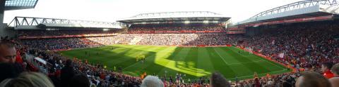 Tjäreborgilla paikkoja The Anfield Beat Loungeen Liverpoolin kotiotteluissa