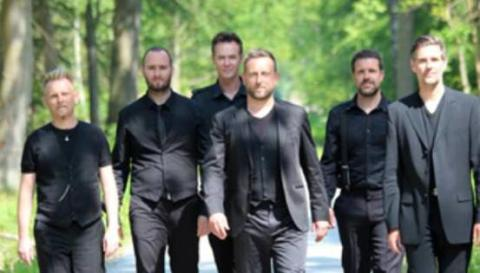 Weltklasse Vokal-Pop mit der dänischen Gruppe Bandix