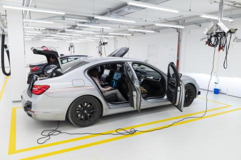 BMW Autonomous Driving Campus