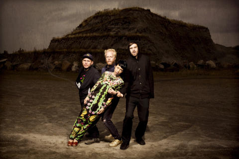 Sony Music och Mr Radar Music presenterar stolt: Ritual Union – Little Dragons tredje album.