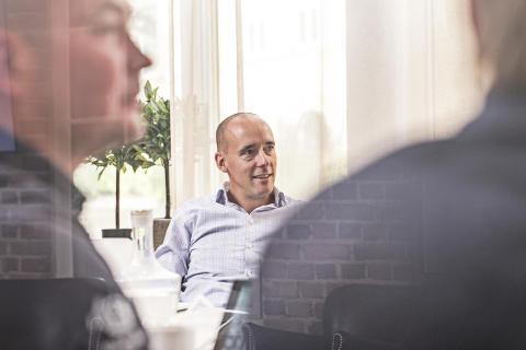 David Landerborn - Technical Manager