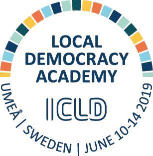 Logotype Local Democracy Academy
