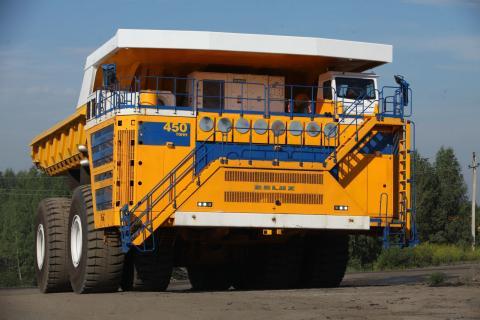 No9 BelAZ 75710