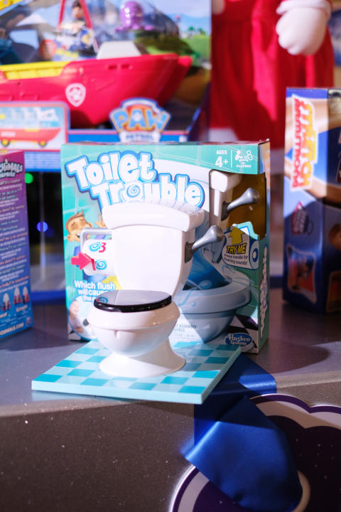 DreamToys Top 12 Toys - Toilet Trouble