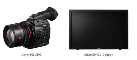 Canon inför ny UHDTV-standard och förbättrar 4k arbetsflödet med firmware-uppdateringar