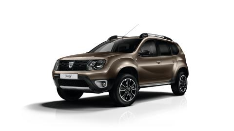 Dacia Duster Black Shadow - Specialdesignad Limited Edition
