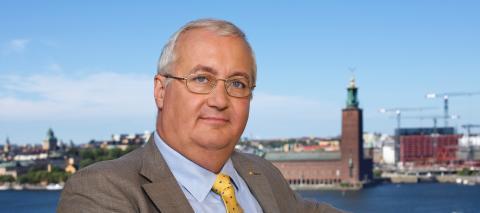 Sten Nordin (M): Stark ekonomi, trygg ytterstad och attraktiv stadsmiljö i fokus för Tertialrapport 1