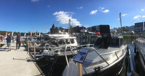 Möt oss på Allt på sjön i Gustavsberg 1-3 september!