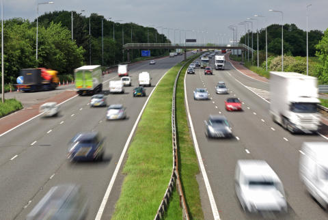New stretch of smart motorway for M6 open to traffic