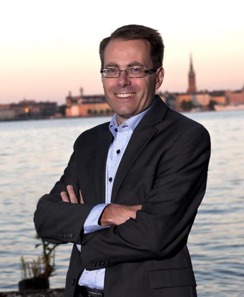 Magnus Meyer, VD WSP Sverige