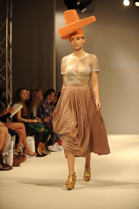 London Fashion Week, Sara Andersson