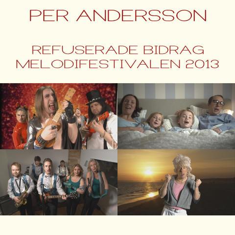 Nu släpps de refuserade bidragen i Melodifestivalen