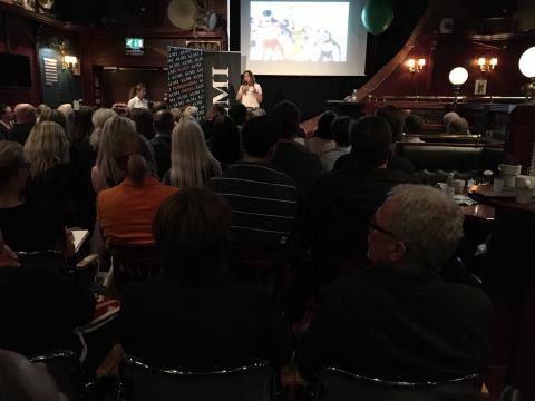Almi satsar på seminarier med tunga namn från näringslivet till Gävleborg