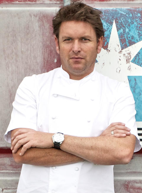 James Martin joins Virgin Trains as Executive Chef