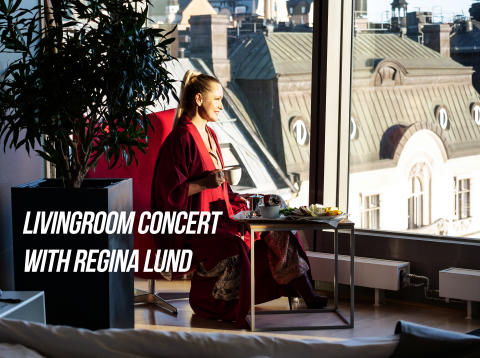 Livingroom Concert with Regina Lund