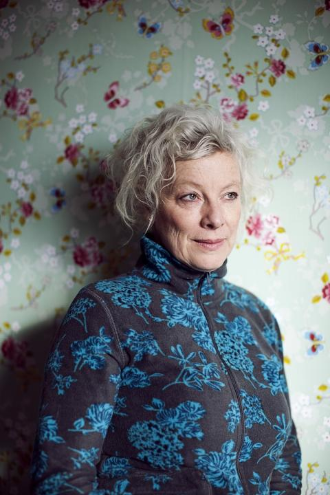 Den populära barnboksförfattaren Pernilla Stalfelt besöker Bok & Lek
