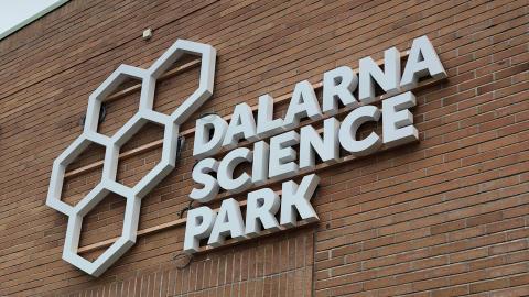 TEKNIKDALEN BYTER NAMN TILL DALARNA SCIENCE PARK