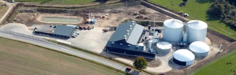 ​Seaweed turned into green gas- Malmberg delivers biogas upgrading plant in Copenhagen