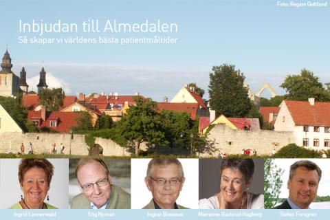 Inbjudan till Almedalen - Så skapar vi världens bästa patientmåltider