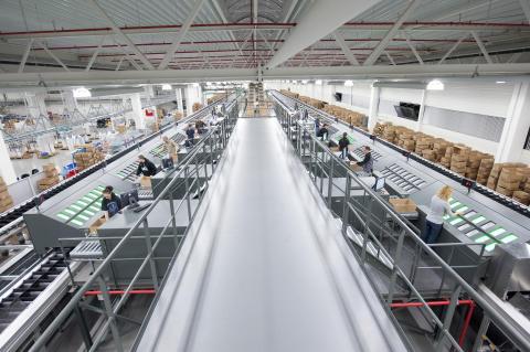 E-handel sætter ny dagsorden for nutidens lagerlogistik