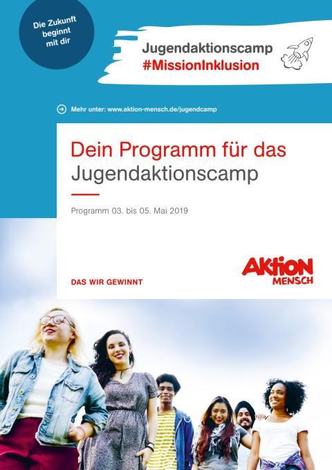 Programm Jugendaktionscamp
