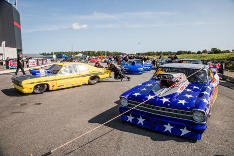 Dico International - EM i dragracing