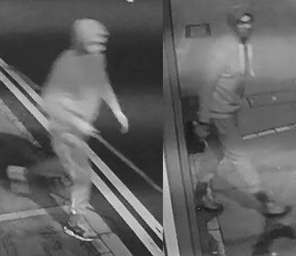 Appeal to trace two men after money stolen from play centre