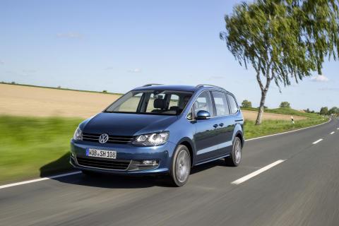 Säljstart för nya Volkswagen Sharan