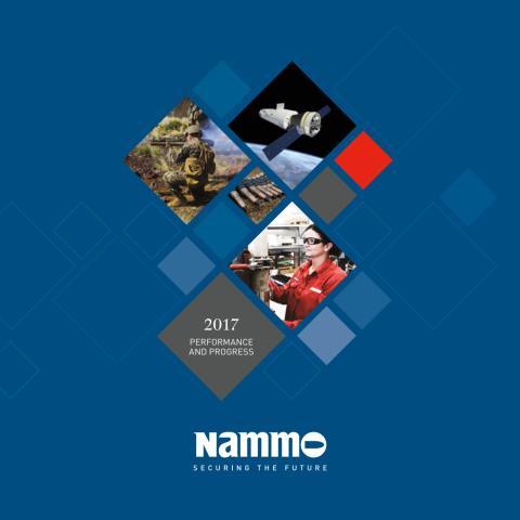 Nammo 2017 Performance and Progress
